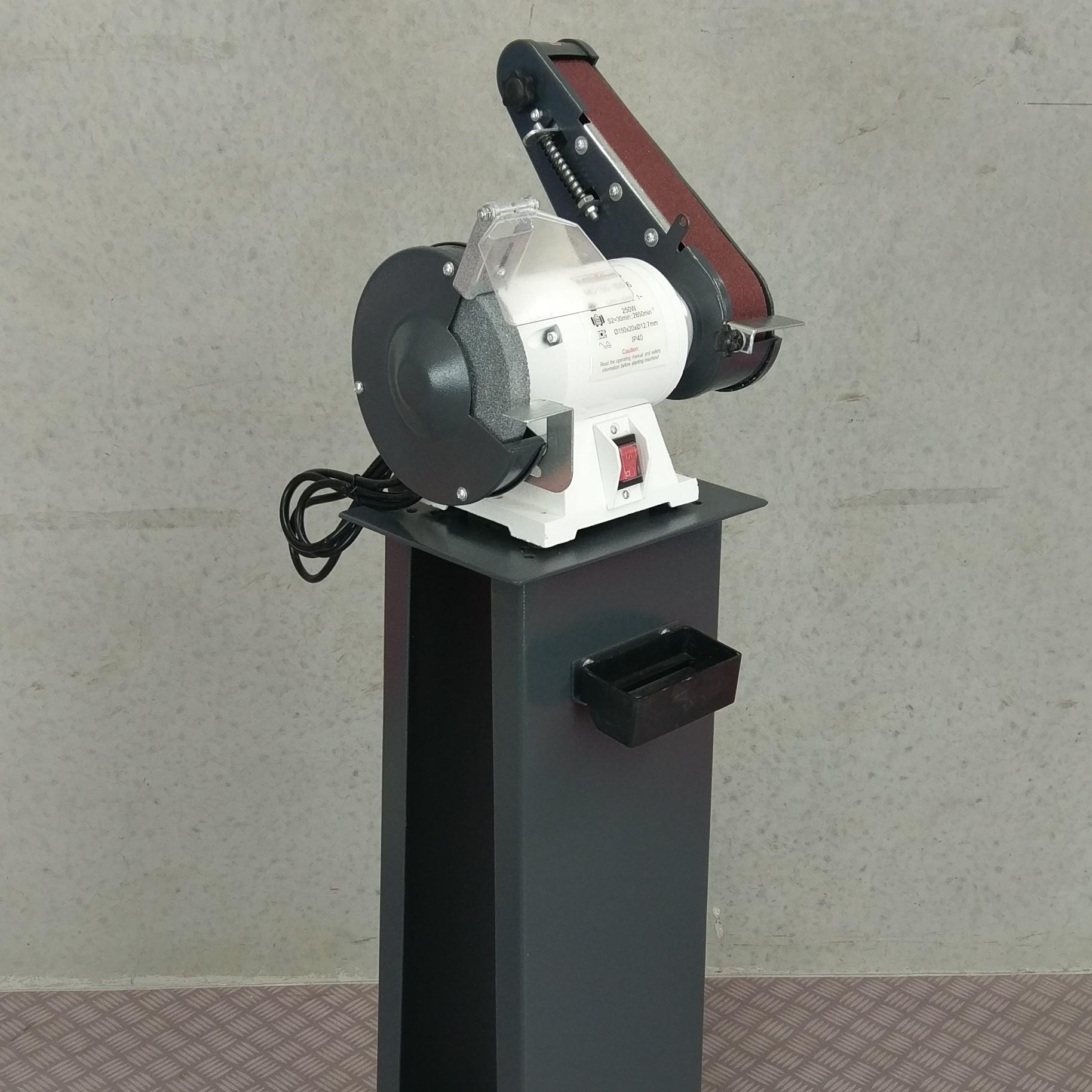 Belt grinder motor rpm