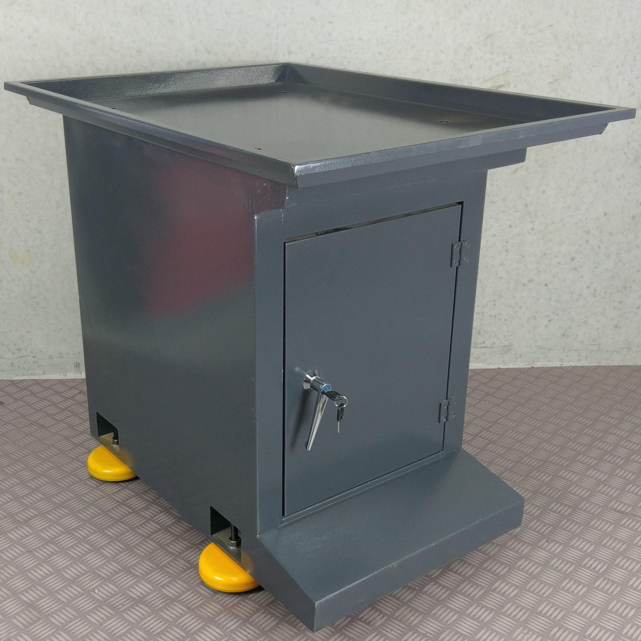 Metex Universal Milling Machine Stand Redfoxmachinery