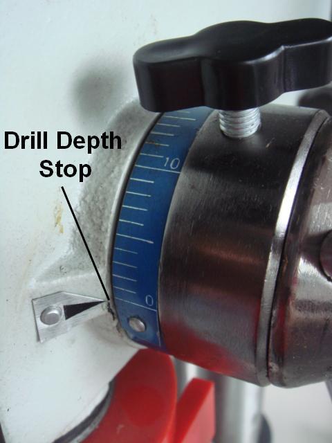 Drilling 16 – Drill Depth