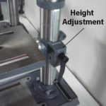 Drilling 16 – Height Adjustment