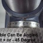 Drilling 16 – Table Angle